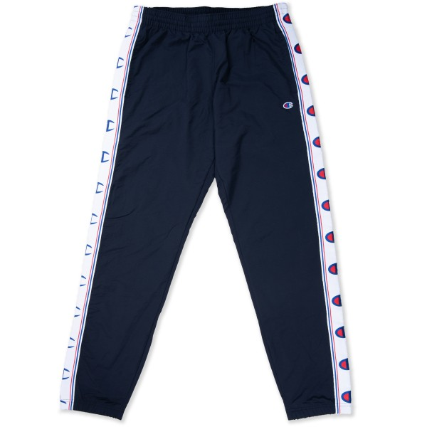 Champion Reverse Weave Taped Elastic Cuff Pants (Navy)
