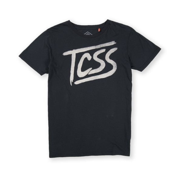 The Critical Slide Society Sprayed T-Shirt (Phantom)