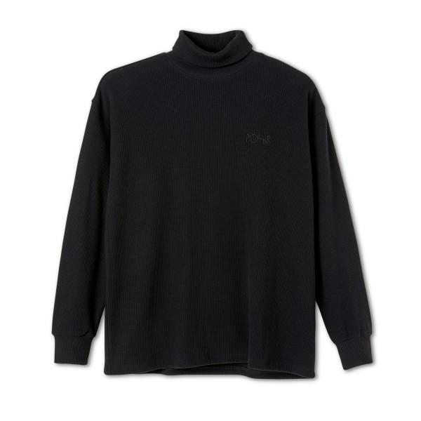 Polar Skate Co. Shin Turtleneck (Black)