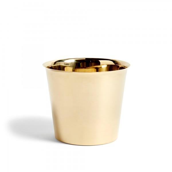 HAY Botanical Family Pot XL (Brass)
