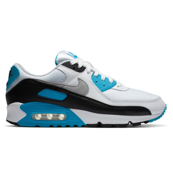 Nike Air Max III 'Laser Blue' (White/Black-Grey Fog-Laser Blue)