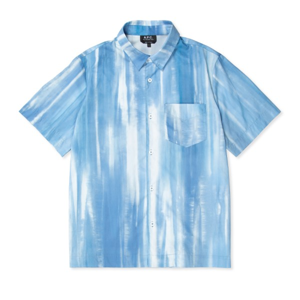 A.P.C. Joseph Shirt (Blue)