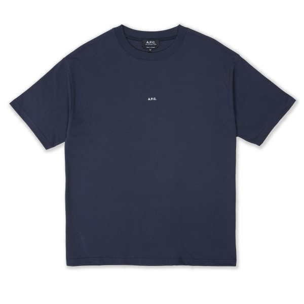 A.P.C. Kyle T-Shirt (Dark Navy)