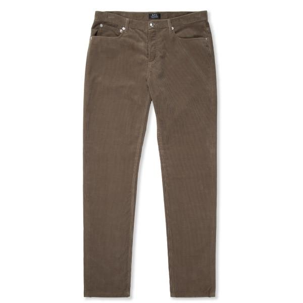 A.P.C. Petit Standard Corduroy Trouser (Taupe)