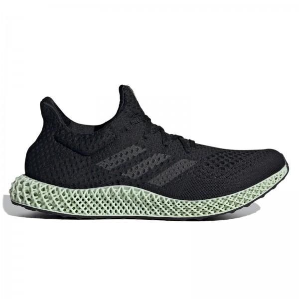 adidas 4D Futurecraft (Core Black/Grey Five/Linen Green)