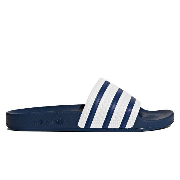 adidas Adilette (Adiblue/White/Adiblue)