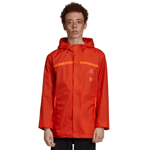 adidas by UNDEFEATED Pack Jacket (Orange)