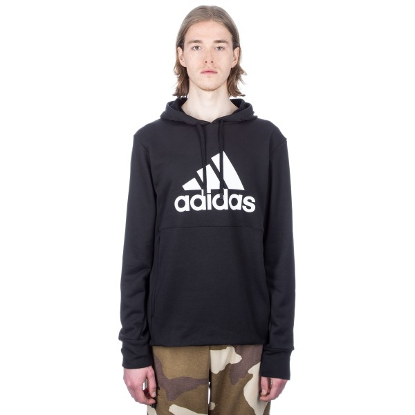 adidas by UNDEFEATED Technical Pullover Hooded Sweatshirt (Black)