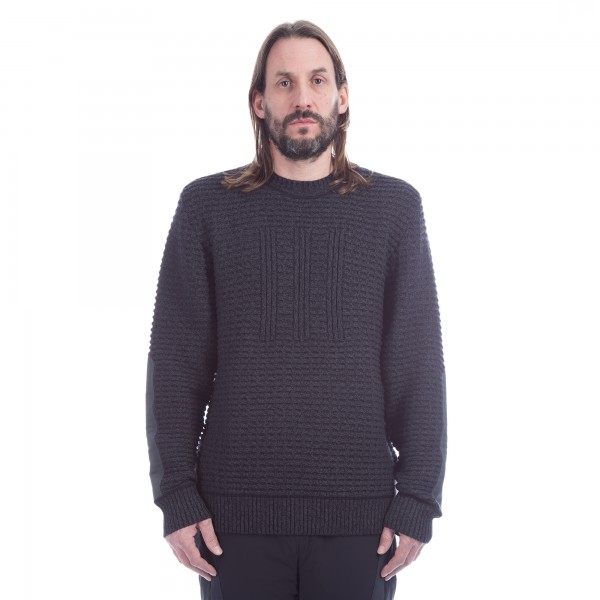 adidas Day One 'Outdoor Pack' Tech Sweater (Black)