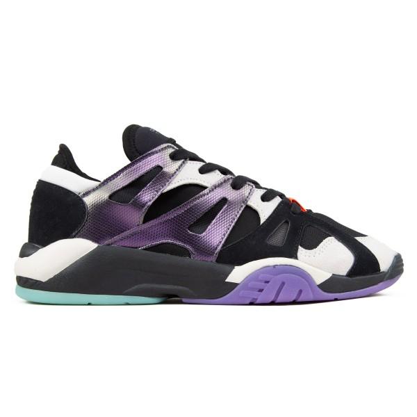 adidas Dimension Lo 'Console' (Core Black/Raw White/Active Purple)
