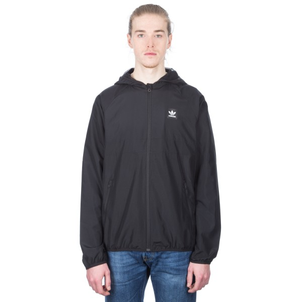 adidas Originals Blackbird Wind Jacket (Black/Black)