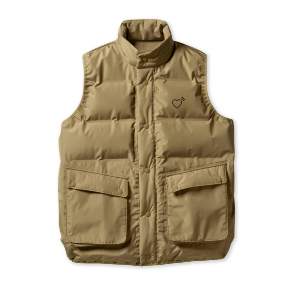adidas Originals by Human Made Inflatable Vest HM (Khaki)