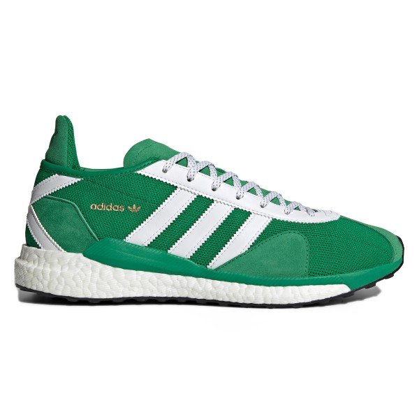 adidas Originals by Human Made Tokio Solar HM (Green/Footwear White/Green)