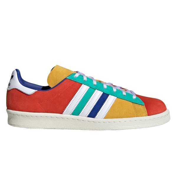 adidas Originals Campus 80s (Royal Blue/Cloud White/Core Black)