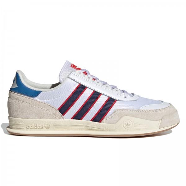 adidas Originals CT86 (Cloud White/Dark Blue/Vivid Red)