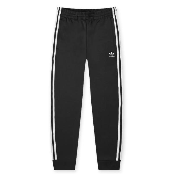 adidas Originals Deluxe Superstar Track Pant (Black)