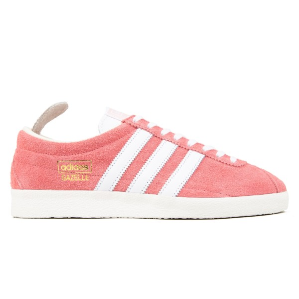 adidas Originals Gazelle Vintage (Real Pink/Footwear White/Off White)