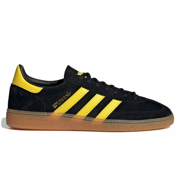 adidas Originals Handball Spezial (Core Black/Yellow/Gold Metallic)