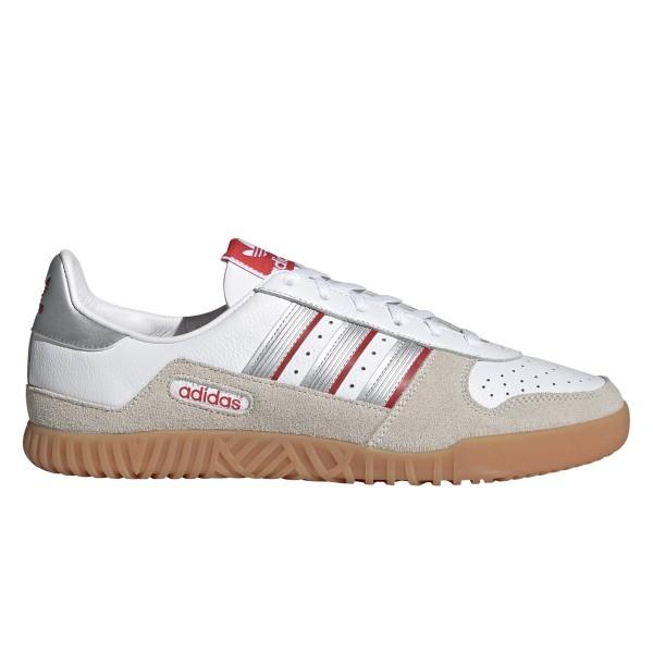 adidas Originals Indoor Comp (Cloud White/Silver Metallic/Off White)