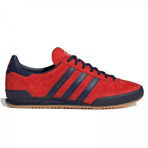 adidas Originals Jeans (Red/Collegiate Navy/Gold Metallic)