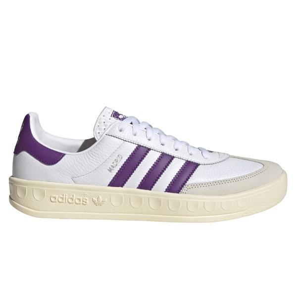 adidas Originals Madrid (Footwear White/Shock Purple/Cream White)