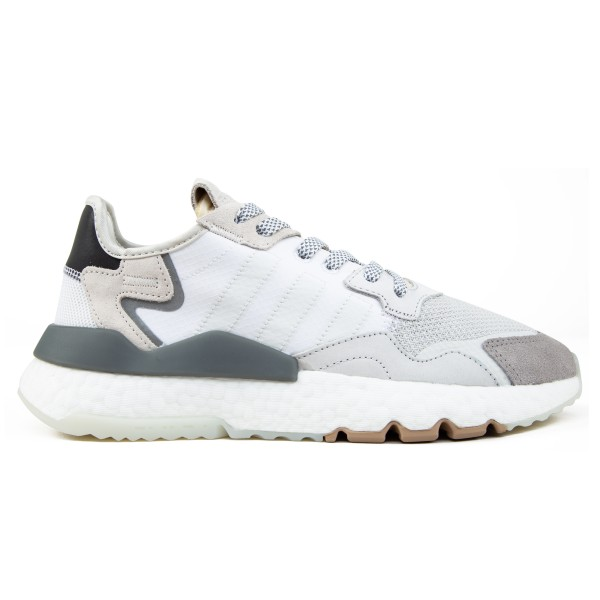 adidas Originals Nite Jogger 'Grey Pack' (Footwear White/Crystal White/Core Black)
