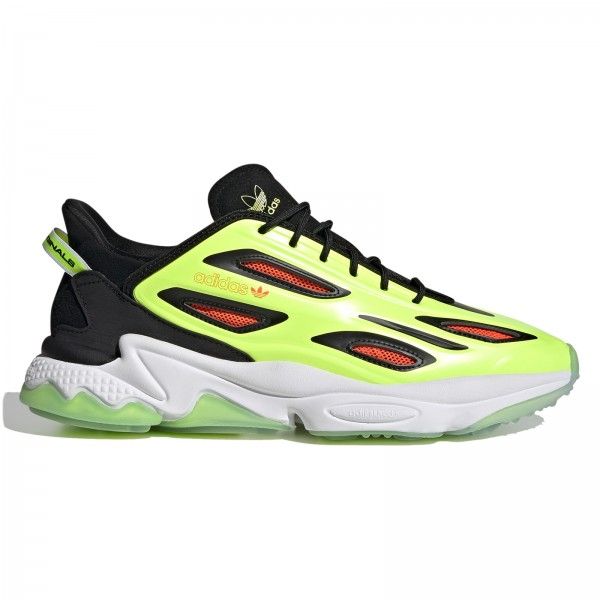 adidas Originals OZWEEGO Celox (Core Black/Solar Yellow/Solar Red)