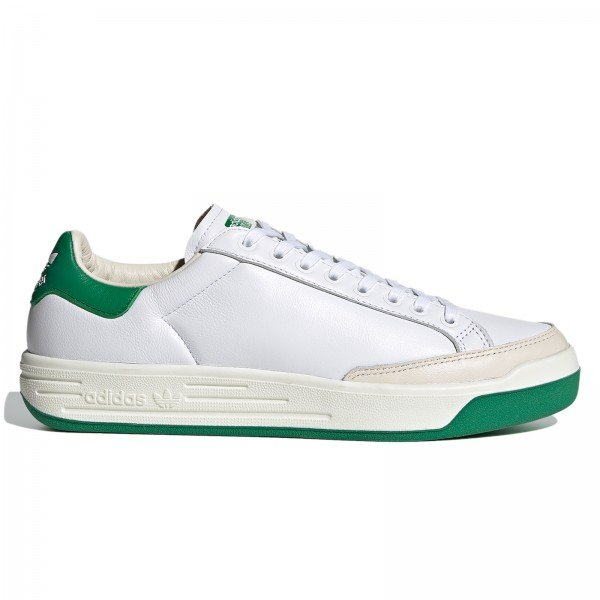 adidas Originals Rod Laver (Footwear White/Green/Off White)