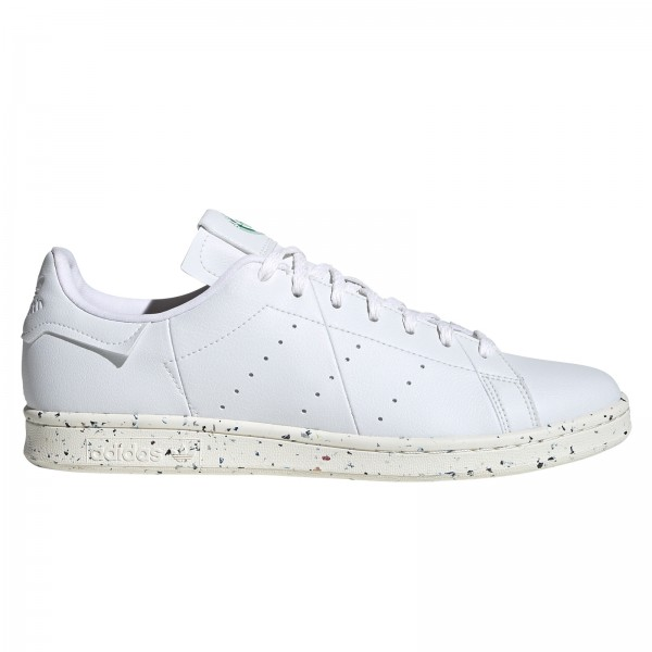 adidas Originals Stan Smith 'Clean Classics' (Footwear White/Off White/Green)