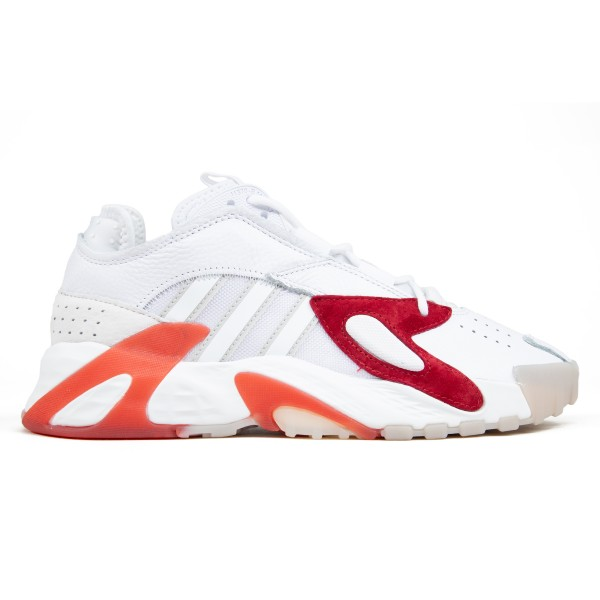 adidas Originals Streetball (Footwear White/Active Maroon/Grey One)