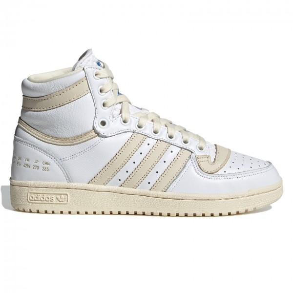adidas Originals Top Ten (Cloud White/Cream White/Blue Bird)