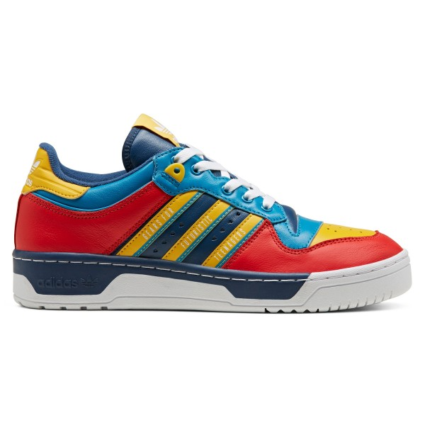 adidas Originals x Human Made Rivalry Low (Night Marine/Footwear White/Bold Aqua)