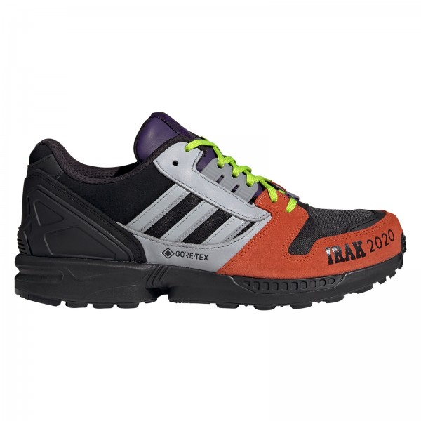 adidas Originals x IRAK ZX 8000 GTX (Core Black/Clear Onix/Solar Red)