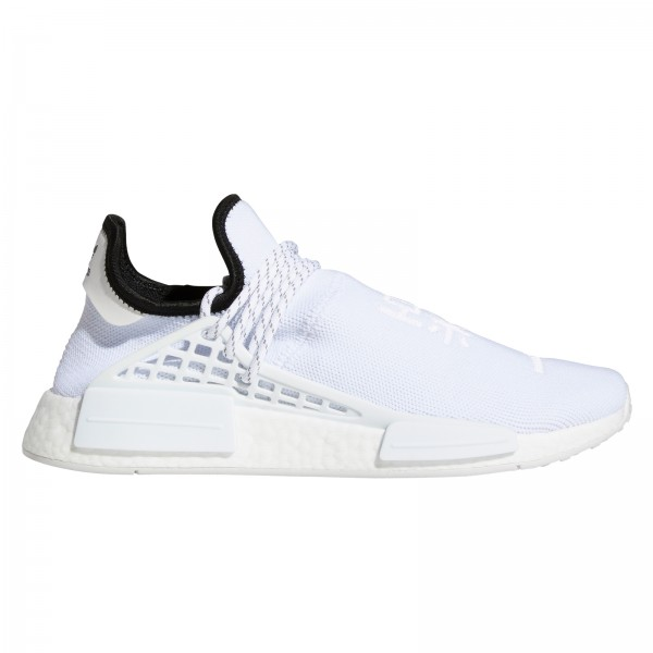 adidas Originals x Pharrell Williams Hu NMD 'Triple White' (Core White/Core White/Core Black)