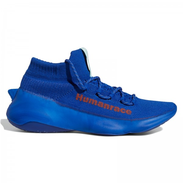 adidas Originals x Pharrell Williams Humanrace Sichona (Royal Blue/Easy Coral/Clear Aqua)