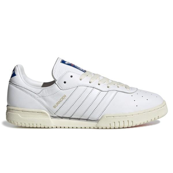 adidas Originals x SPEZIAL Burnden SPZL (Footwear White/Cream White/Power Blue)