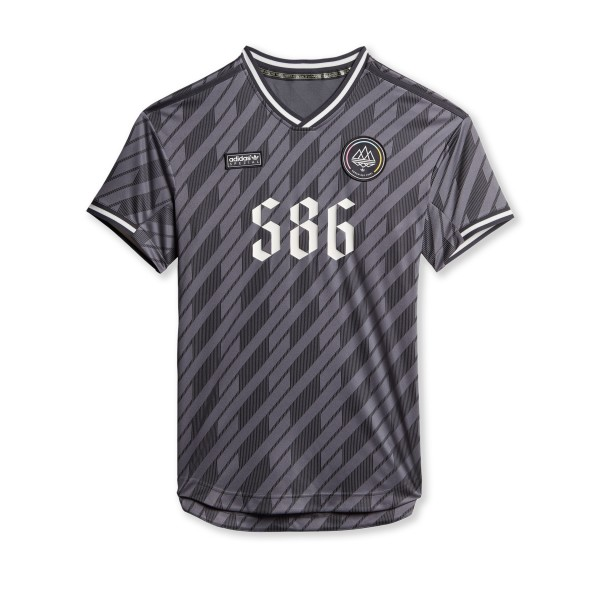 adidas Originals x SPEZIAL Jersey 'New Order Collection' (Night Grey)