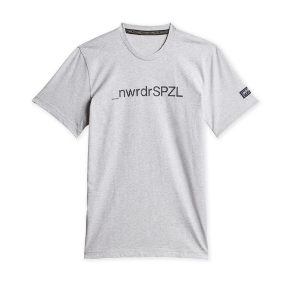 adidas Originals x SPEZIAL T-Shirt 'New Order Collection' (Light Grey Heather)