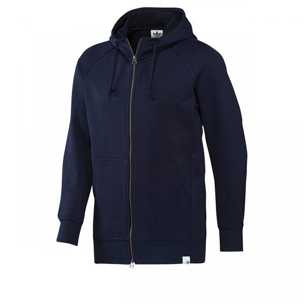 adidas Originals XbyO Full-Zip Hooded Sweatshirt (Legend Ink)