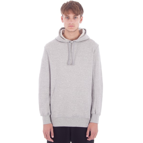 adidas Originals XbyO Pullover Hooded Sweatshirt (Medium Grey Heather)