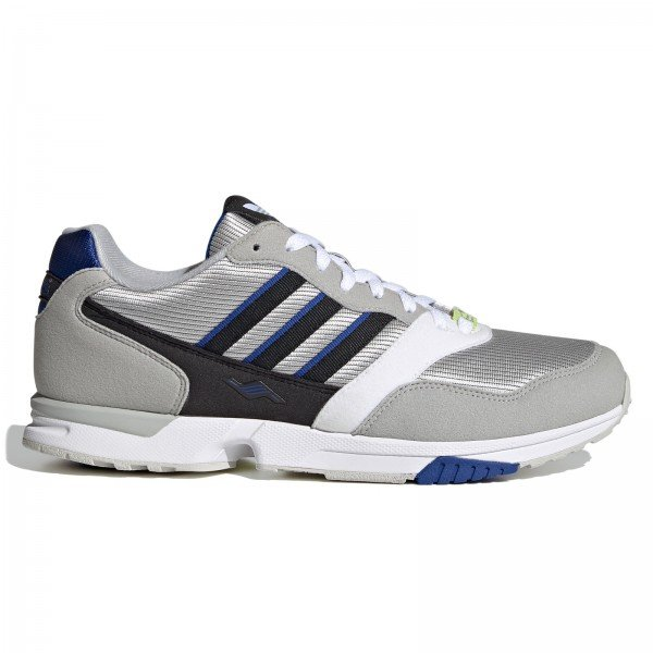 adidas Originals ZX 10000 C (Grey One/Core Black/Royal Blue)