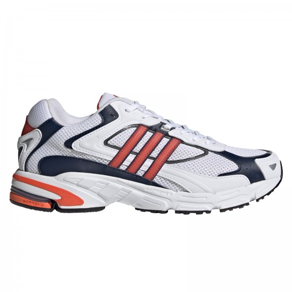 adidas Response CL (Footwear White/Collegiate Orange/Collegiate Navy)