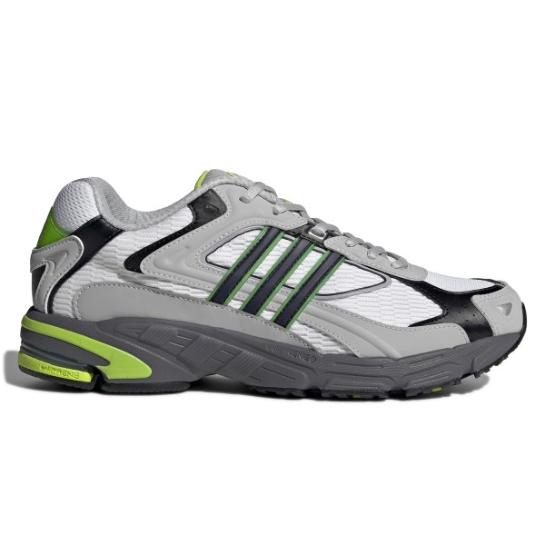 adidas Response CL (Footwear White/Core Black/Semi Solar Slime)