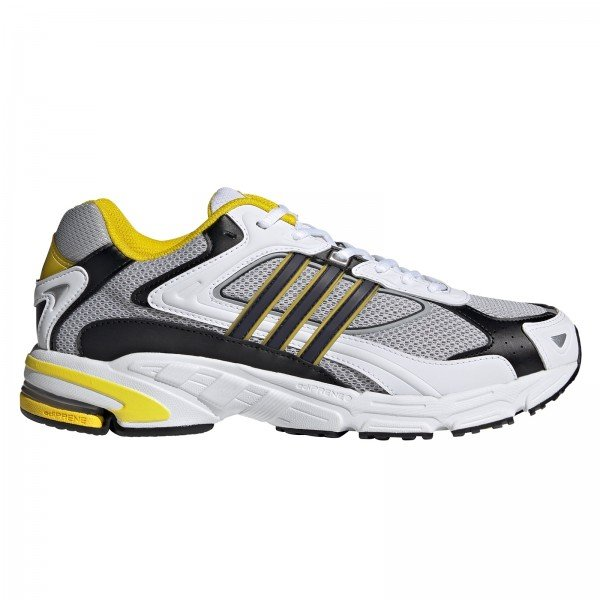 adidas Response CL (Footwear White/Core Black/Yellow)