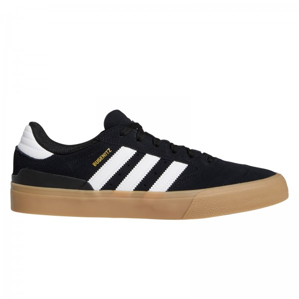 adidas Skateboarding Busenitz Vulc II (Core Black/Cloud White/Gum)