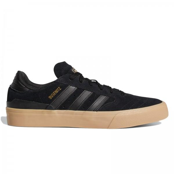 adidas Skateboarding Busenitz Vulc II (Core Black/Core Black/Gum)