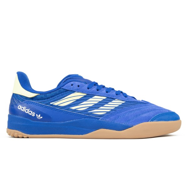 adidas Skateboarding Copa Nationale (Team Royal Blue/Yellow Tint/Footwear White)