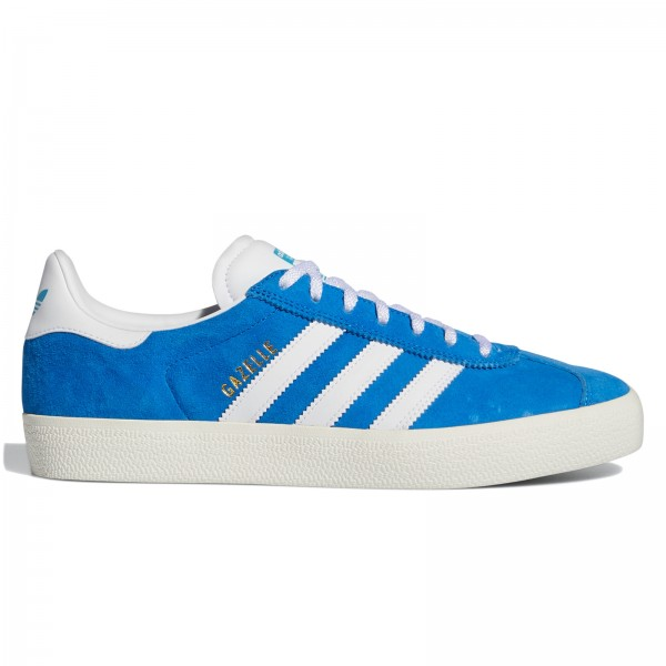 adidas Skateboarding Gazelle ADV (Bluebird/Cloud White/Chalk White)
