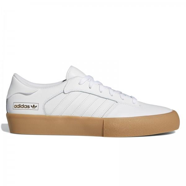 adidas Skateboarding Matchbreak Super (Footwear White/Footwear White/Gum)