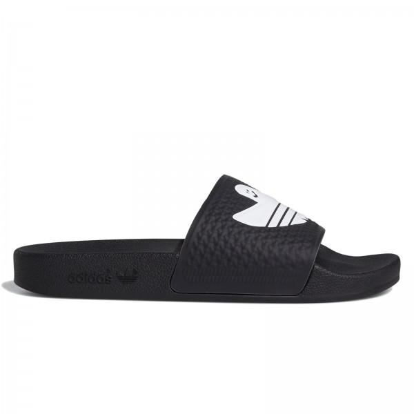 adidas Skateboarding Shmoofoil Slide (Core Black/Cloud White/Cloud White)